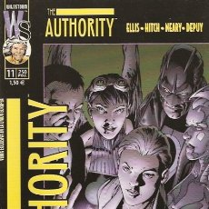 Cómics: COMIC014 THE AUTHORITY Nº11 ELLIS, HITCH, NEARRY, DEPUY. Lote 174265267