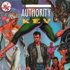 Cómics: COMIC014 THE AUTHORITY KEY. Lote 174266083