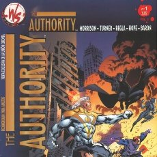 Cómics: COMIC014 THE AUTHORITY Nº1 VOL.2. Lote 174266154