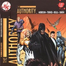 Cómics: COMIC014 THE AUTHORITY Nº3 VOL.2. Lote 174266232