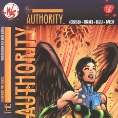 Cómics: COMIC014 THE AUTHORITY Nº5 VOL.2. Lote 174266260