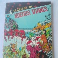 Cómics: CLASICOS DC NUEVOS TITANES 4 # T. Lote 174294795