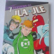 Cómics: CLÁSICOS DC JLA JLE 7 # T. Lote 174296869