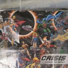 Cómics: ABSOLUTE CRISIS EN TIERRAS INFINITAS. Lote 206409496