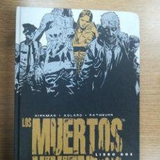 Cómics: MUERTOS VIVIENTES INTEGRAL #2. Lote 175660312