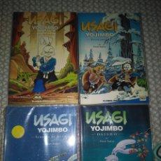 Fumetti: USAGI YOJIMBO Nº1 A 4. Lote 175762095