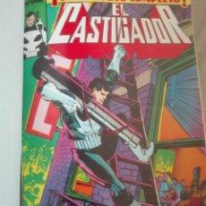 Cómics: COMICS FORUM EL CASTIGADOR COMPLETO TIENE LOS NÚMEROS 1 AL 5. Lote 175796800