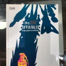 Cómics: LOS INVISIBLES - DI QUE QUIERES LA REVOLUCIÓN. Lote 175927967