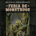 Lote 176004560: Feria De Monstruos Bruce Jones Bernie Wrightson Planeta DeAgostini