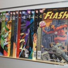 Cómics: DC THE FLASH COMPLETA 19 NUMEROS - PLANETA - . Lote 176130839