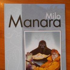 Cómics: EL HOMBRE DE LAS NIEVES - MILO MANARA - PLANETA - TAPA DURA (HJ). Lote 176171083