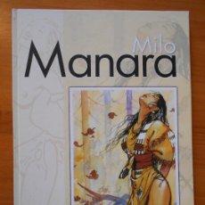 Cómics: EL HOMBRE DE PAPEL - MILO MANARA - PLANETA - TAPA DURA (HJ). Lote 176171654