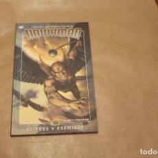 Comics : HAWKMAN Nº 2 ALIADOS Y ENEMIGOS, DE PLANETA. Lote 176481067