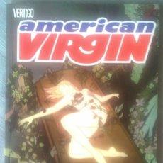 Cómics: AMERICAN VIRGIN 2 DESCENSO PLANETA. Lote 176600479