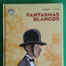 Cómics: FANTASMAS BLANCOS, DE APPOLLO Y LI-AN. Lote 176675879