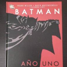Cómics: BATMAN AÑO UNO FRANK MILLER Y DAVID MAZZUCCHELLI PLANETA DEAGOSTINI. Lote 176813103