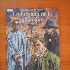 Cómics: HELLBLAZER ESPECIAL - LA BRIGADA DE LA GABARDINA - VERTIGO - PLANETA (GE). Lote 176823374
