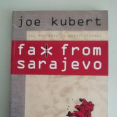Cómics: FAX FROM SARAJEVO JOE KUBERT. Lote 176913907