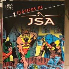 Cómics: JSA CLÁSICOS DC NÚMERO 1. Lote 176974753