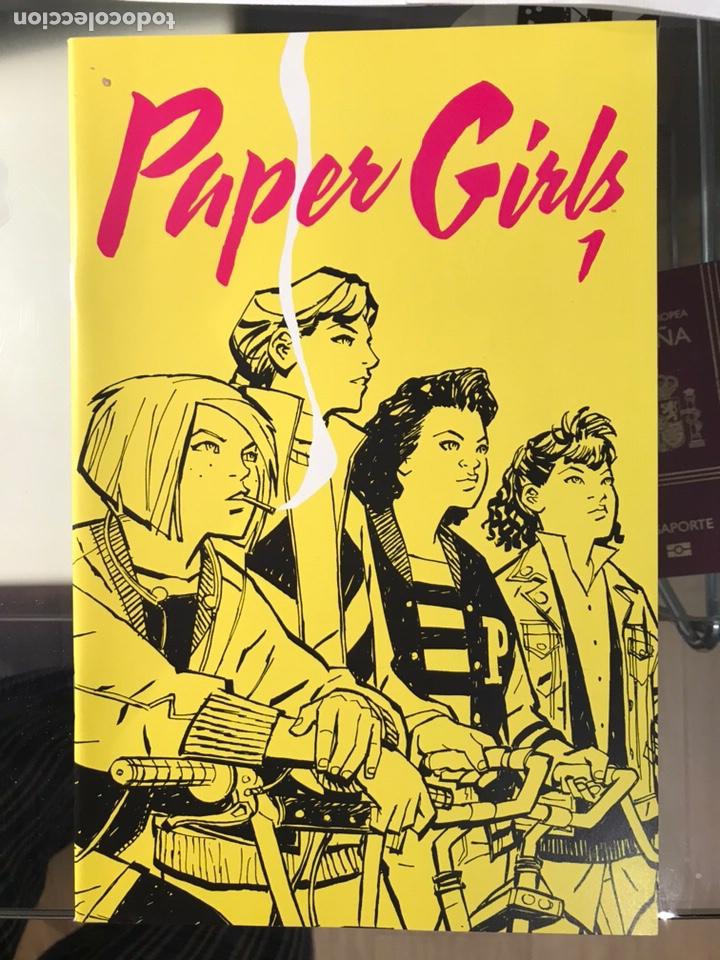 PAPER GIRLS 1 (GRAPA) (Tebeos y Comics - Planeta)