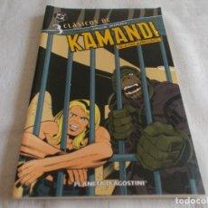 Cómics: CLASICOS DC KAMANDI EL ÜLTIMO SUPERVIVIENTE Nº 3. Lote 177790067