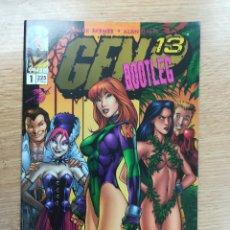 Cómics: GEN 13 BOOTLEG #1. Lote 177811858