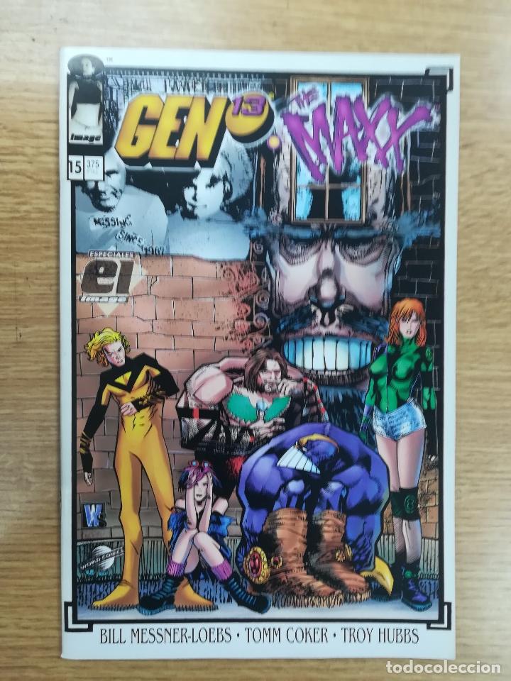 GEN 13 THE MAXX (ESPECIALES IMAGE #15) (Tebeos y Comics - Planeta)