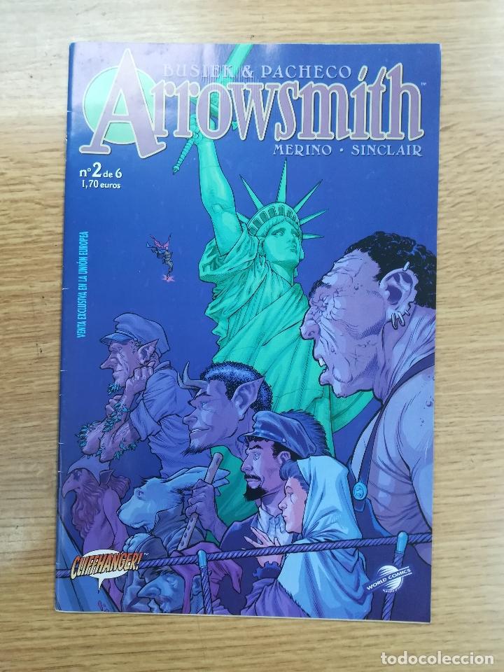ARROWSMITH #2 (Tebeos y Comics - Planeta)
