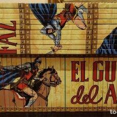 Cómics: EL GUERRERO DEL ANTIFAZ -PLANETA- 69 TOMOS, COMPLETA, PERFECTO ESTADO. Lote 178005700
