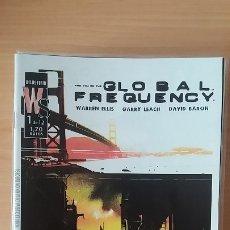 Cómics: GLOBAL FREQUENCY Nº 1. WARREN ELLIS. WORLD COMICS PLANETA - MUY BUEN ESTADO.. Lote 178082750