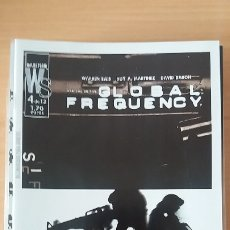 Cómics: GLOBAL FREQUENCY Nº 4. WARREN ELLIS. WORLD COMICS PLANETA - MUY BUEN ESTADO.. Lote 178082903
