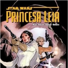 Cómics: STAR WARS PRINCESA LEIA TOMO RECOPILATORIO - PLANETA - CARTONE - IMPECABLE - OFI15S. Lote 178254100