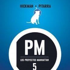 Cómics: LOS PROYECTOS MANHATTAN Nº 5 (HICKMAN / PITARRA) PLANETA - IMPECABLE - OFI15T. Lote 178255867