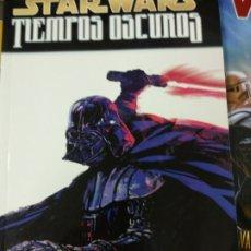 Comics : STAR WARS: TIEMPOS OSCUROS 4. PLANETA DE AGOSTINI. Lote 178614921