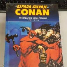 Cómics: LA ESPADA SALVAJE DE CONAN Nº 89 : RECORDANDO COSAS PASADAS COLECCIONABLE CONAN EL BARBARO. Lote 178625061
