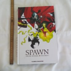 Cómics: SPAWN - EDICIÓN INTEGRAL - VOLUMEN I. PLANETA. 2010. 346 PÁGINAS. COMIC.. Lote 178655418