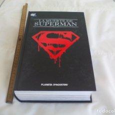 Cómics: PLANETA LA MUERTE DE SUPERMAN CON PERIODICO DAILY PLANET, 2008. DC COMICS. 746 PÁGINAS. Lote 178682796