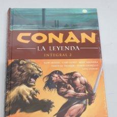 Cómics: CONAN LA LEYENDA INTEGRAL Nº 2 - KURT BUSIEK / PLANETA COMIC. Lote 178858912