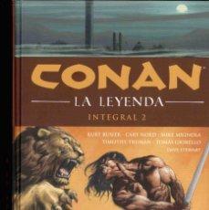 Cómics: CONAN, LA LEYENDA - INTEGRAL Nº 2 -. Lote 178899798