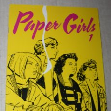 Comics : PAPER GIRLS Nº 01 (OFERTON). Lote 179039345