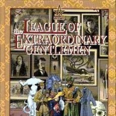 Cómics: THE LEAGUE OF EXTRAORDINARY GENTLEMEN (ALAN MOORE & KEVIN O´NEILL )(TAPA DURA) IMPECABLE.. Lote 179040513