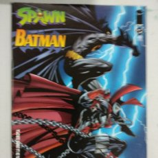 Cómics: SPAWN BATMAN - FRANK MILLER & TODD MCFARLANE. Lote 179072821