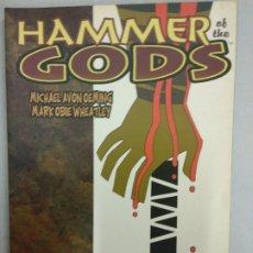 Cómics: HAMMER OF THE GODS ENEMIGO MORTAL. Lote 179074422