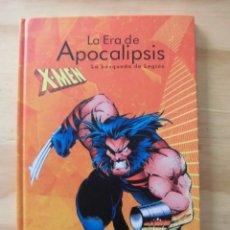 Cómics: X-MEN LA ERA DE APOCALIPSIS LA BÚSQUEDA DE LEGIÓN MARVEL COMICS PLANETA DEAGOSTINI. Lote 179081066