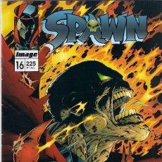 Cómics: SPAWN. Nº 16. Lote 179132906