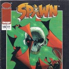 Cómics: SPAWN. Nº 19. Lote 179133026