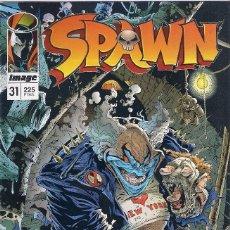 Cómics: SPAWN. Nº 31. Lote 179133225