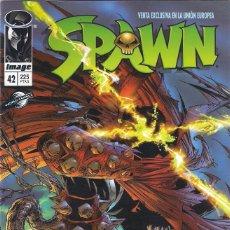 Cómics: SPAWN. Nº 42. Lote 179133427