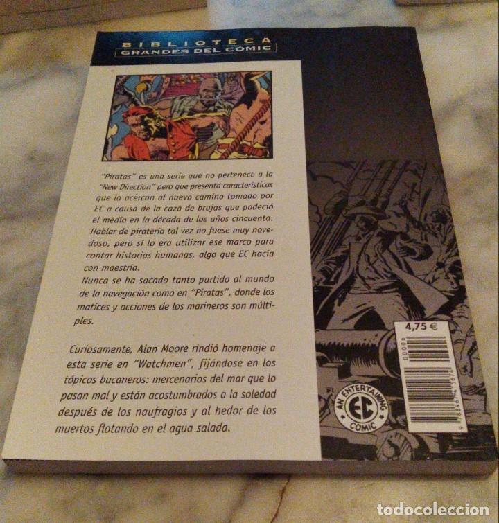Cómics: EC Presenta nºs 3 4 5 y 6 - Ases del cielo, Periodistas, Urgencias y Piratas - Foto 11 - 179215976