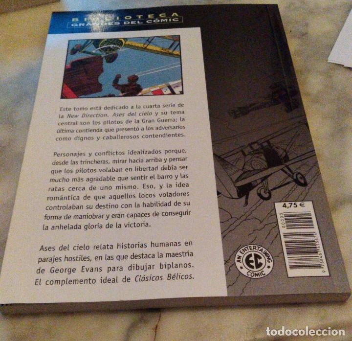 Cómics: EC Presenta nºs 3 4 5 y 6 - Ases del cielo, Periodistas, Urgencias y Piratas - Foto 14 - 179215976